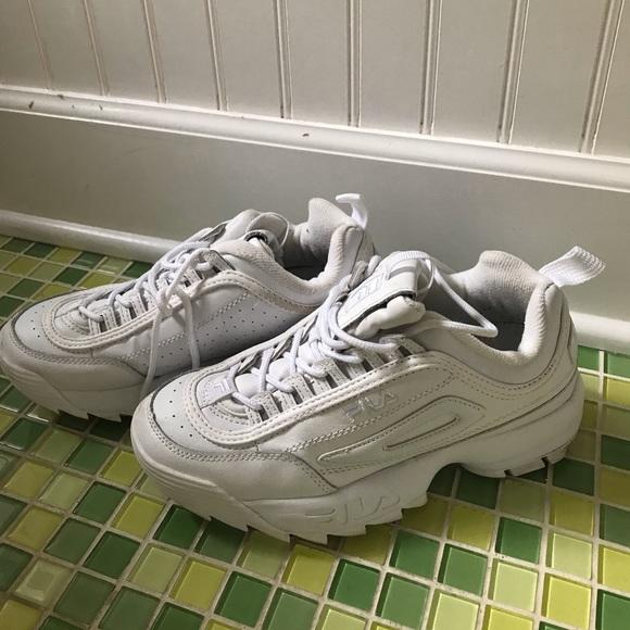 dc58e3f97405 Fila Shoes - Fila chunky sneakers